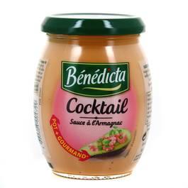 Bénédicta Sauce cocktail à l'Armagnac