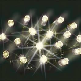 cora guirlande lectrique ext rieure 120 lampes led anim es blanc chaud. Black Bedroom Furniture Sets. Home Design Ideas