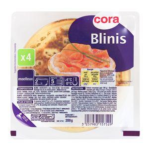 Cora Blinis, 200g