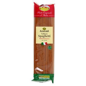 Alnatura Pâte de Blé Complet Spaghetti Bio