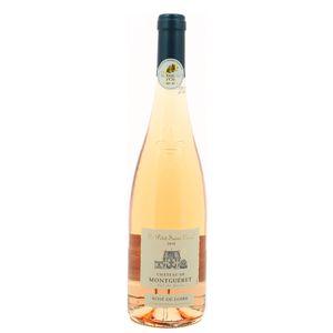 Rosé de Loire Château Monguéret, Petit Saint Louis