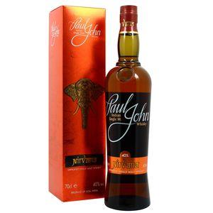 Paul John Indian Single Malt whisky 40°