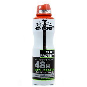 L'Oréal Men Expert Déodorant 48h anti-traces Shirt Protect