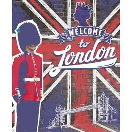 London Classeur rigide dos 40 mm pour feuilles 21 x 29,7 cm