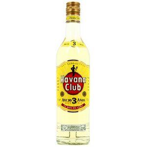 Havana Club Rhum blanc 40°