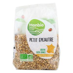 Monbio Petit épeautre bio Origine France