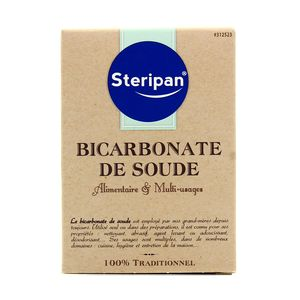steripan bicarbonate de soude 250g. Black Bedroom Furniture Sets. Home Design Ideas