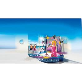 PLAYMOBIL® Family Fun Scène avec artiste