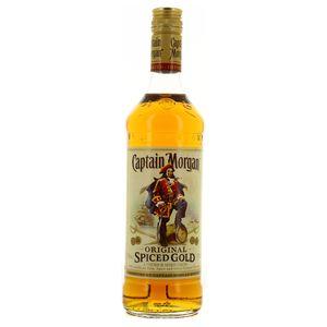 Captain Morgan Rhum original spiced gold 35°