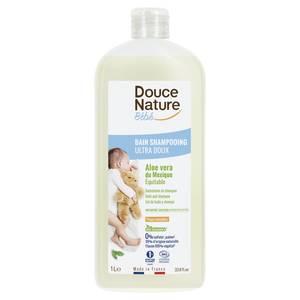 Douce Nature Bain shampooing bébé ultra doux