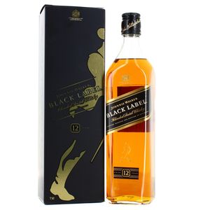 Johnnie Walker Black Label Whisky blend 12 ans 40°