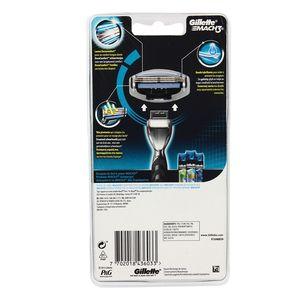 Gillette Mach3 Rasoir Mach3 fourni avec une lame