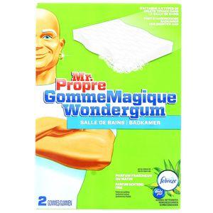 Mr propre gomme magique spcial salle de bain fraicheur du for Mr propre salle de bain