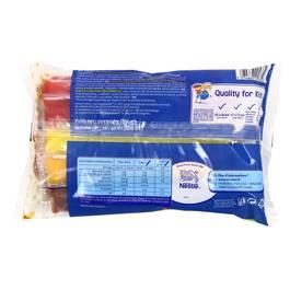 Pirulo 20 tubes de glaces à l'eau 4 parfums - Fraise, Cola, Citron, Tropical 20x40ml