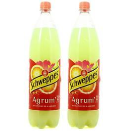 Tonic agrume, Lot de 2 bouteilles de 1.5L,SCHWEPPES,2x1.5l