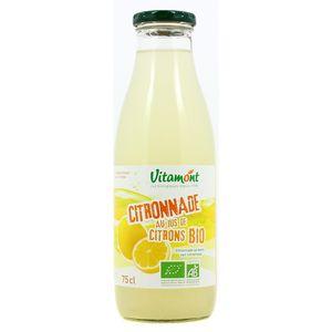 Vitamont Citronnade citron jaune Bio