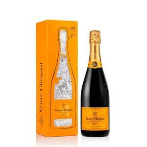 Veuve Clicquot Champagne brut carte jaune