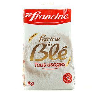 Francine Farine de blé, type 45