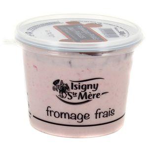 Isigny Fromage frais à la fraise