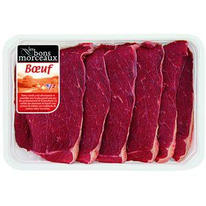 6 Bifteck