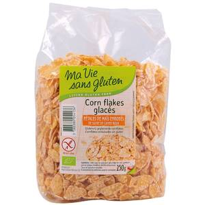 Ma Vie Sans Gluten Corn Flakes Glacés, sans gluten, Bio