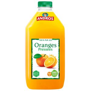 Andros Jus d'oranges pressées