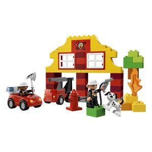 Ma Première Caserne de Pompiers  LEGO® DUPLO® 6138