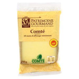 Patrimoine Gourmand Comté 10 mois d'affinage