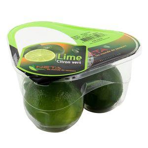 citron vert lime avion barquette de 3 pi ces. Black Bedroom Furniture Sets. Home Design Ideas