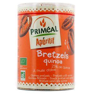 Priméal Bretzels au Quinoa bio