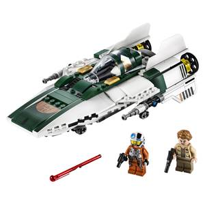 LEGO® Star Wars 75248- Resistance A-Wing Starfighter