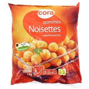 Cora Pommes noisettes