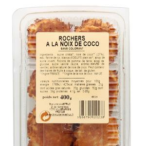 Astruc Pâtisserie Rochers coco