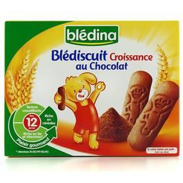 Blédina Blédiscuit croissance chocolat dès 12 mois