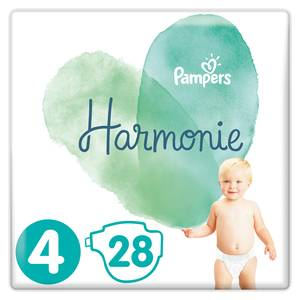 Pampers Harmonie Couches T4 - 9/14 Kg