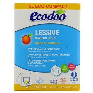 Ecodoo Lessive éco-compact Ecocert
