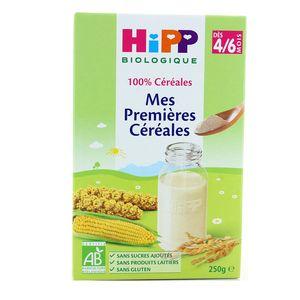 Hipp Mes Premières Céréales bio, dès 4/6 mois