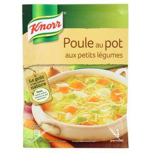 Knorr Poule au pot aux petits légumes