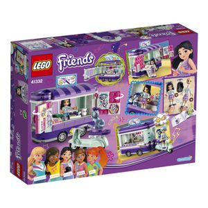 LEGO® Friends 41332- Le stand d'art d'Emma