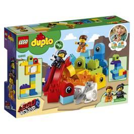 LEGO® DUPLO® 10895- Les visiteurs de la planète DUPLO® d'Emmet et Lucy