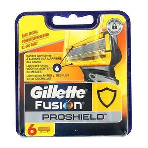 Gillette Fusion Lames de rasoir Proshield