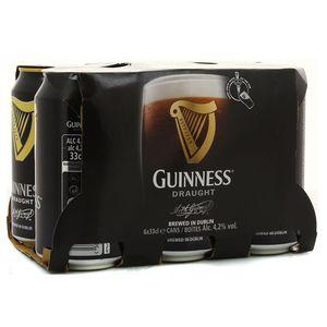 Guinness Bière irlandaise brune