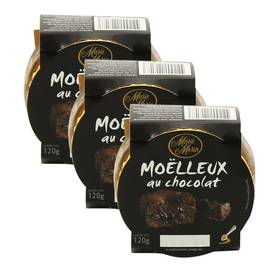 Marie Morin Moelleux au chocolat