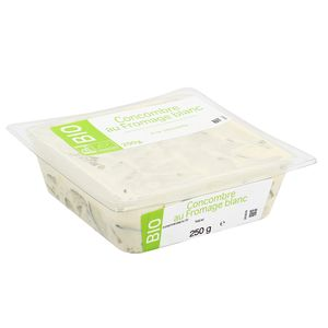 Mix Buffet  Concombre fromage blanc Bio