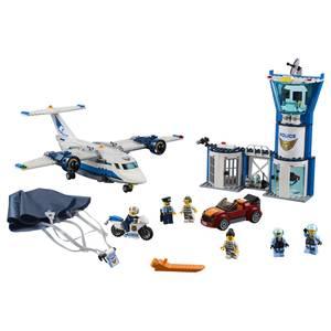 LEGO® City 60210- La base aérienne de police