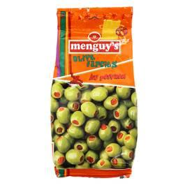 Menguy's Olives farcies aux poivrons
