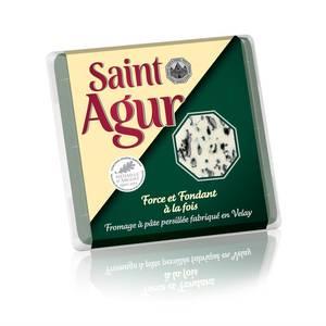 Saint Agur Fromage à pâte persillée en portion