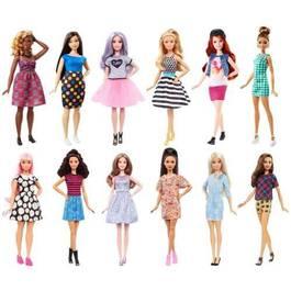 Mattel Poupée Fashionistas Barbie