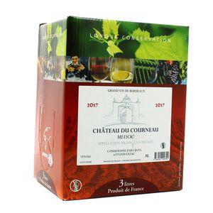 Médoc rouge Château Du Courneau