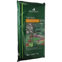 truffaut terreau plantation sac 50 litres sac de 50 litres. Black Bedroom Furniture Sets. Home Design Ideas